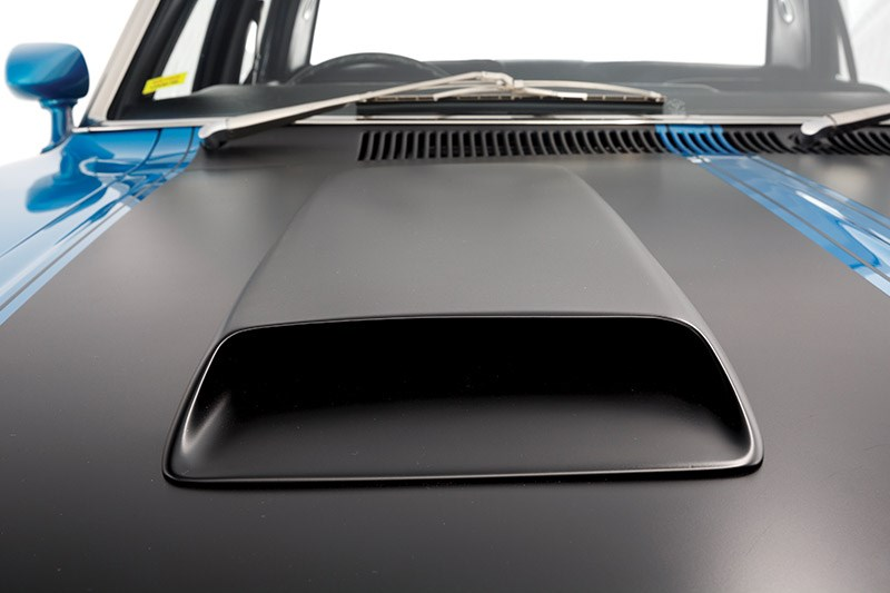 ford falcon xw gtho phase ii bonnet