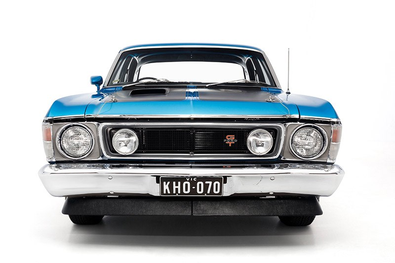 ford falcon xw gtho phase ii front