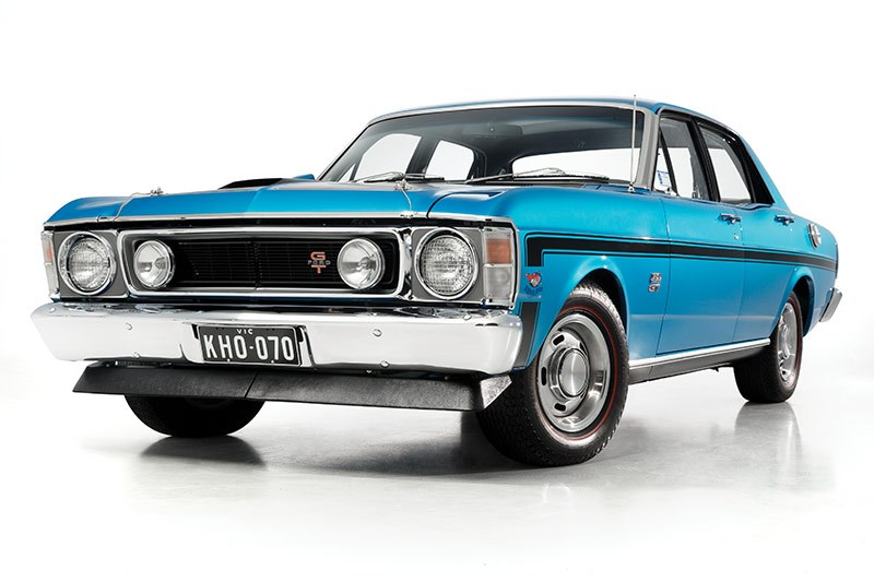 ford falcon xw gtho phase ii