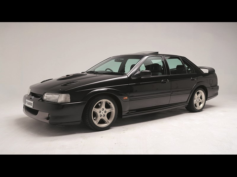 shannons 1992 Ford EB Falcon GT