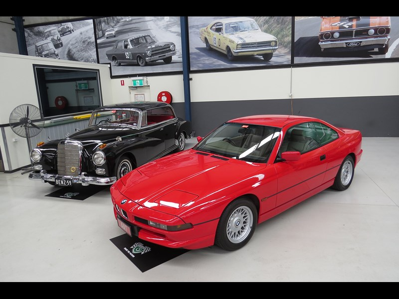 shannons bmw 850