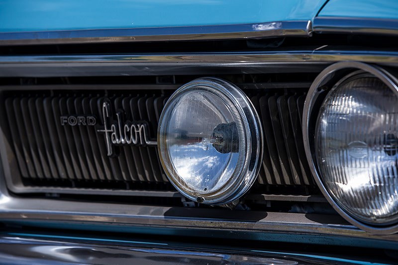 ford falcon xy headlight