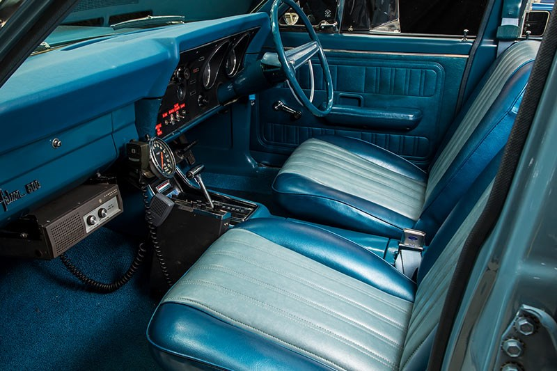 ford falcon xy interior