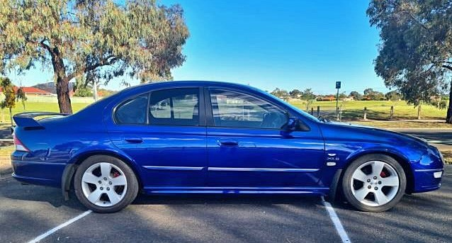 tickford falcon