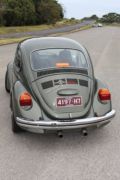 morley vw beetle rear