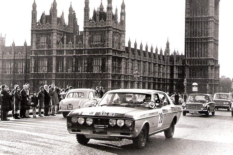 ford falcon xt gt london to sydney