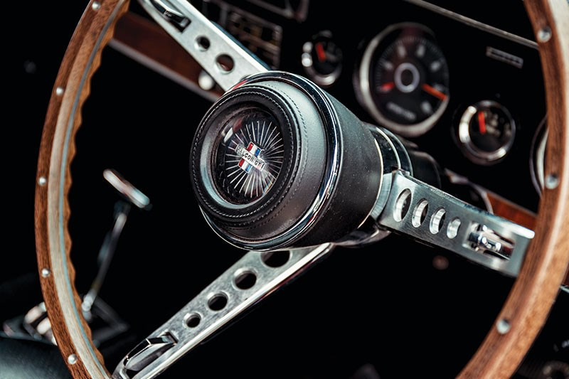 ford falcon xt gt steering wheel