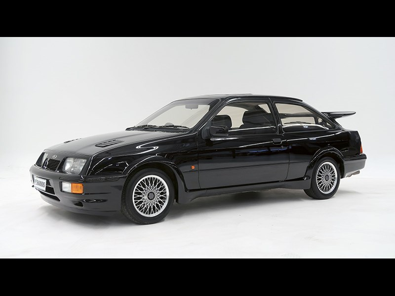 1986 Ford Sierra RS