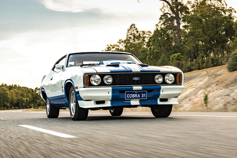 ford falcon xc cobra onroad