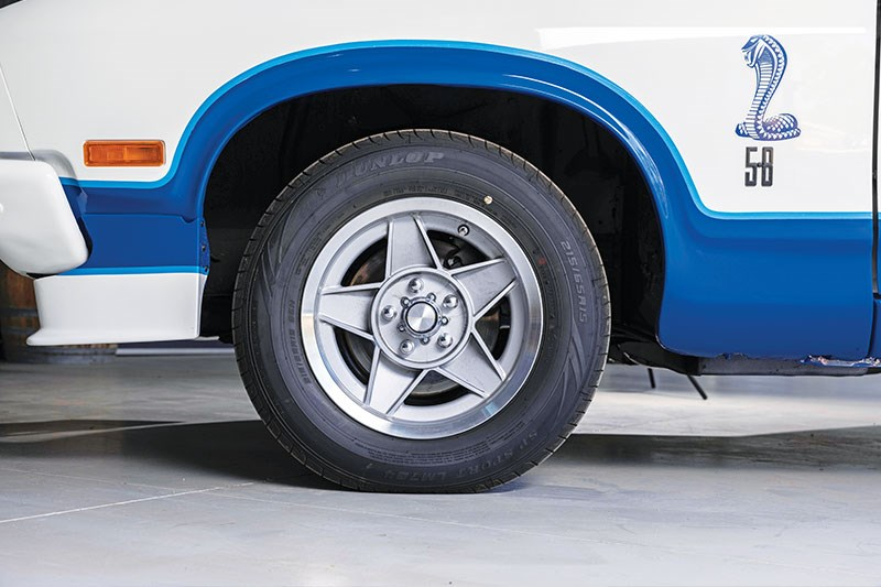 ford falcon xc cobra wheel