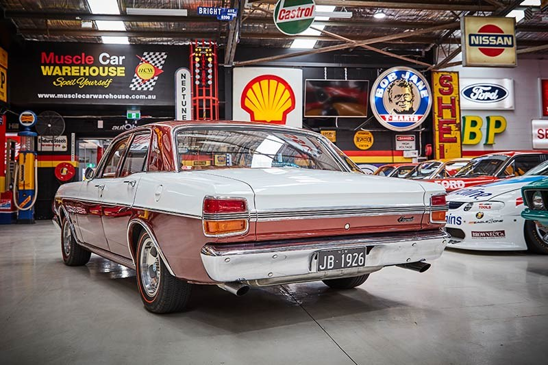 ford falcon xy rear 2