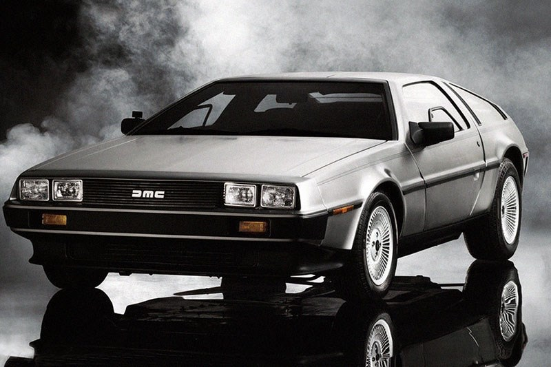 delorean dmc 12 12