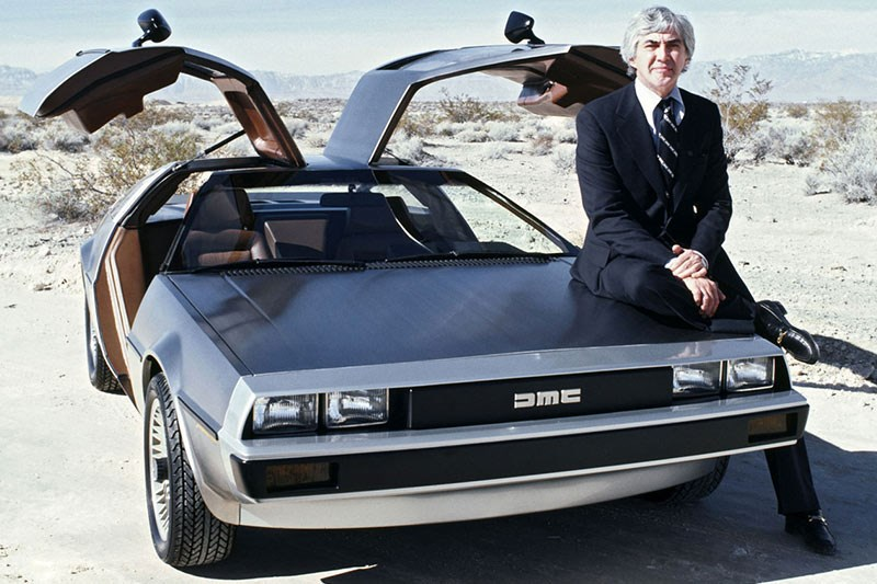 delorean dmc 12 6