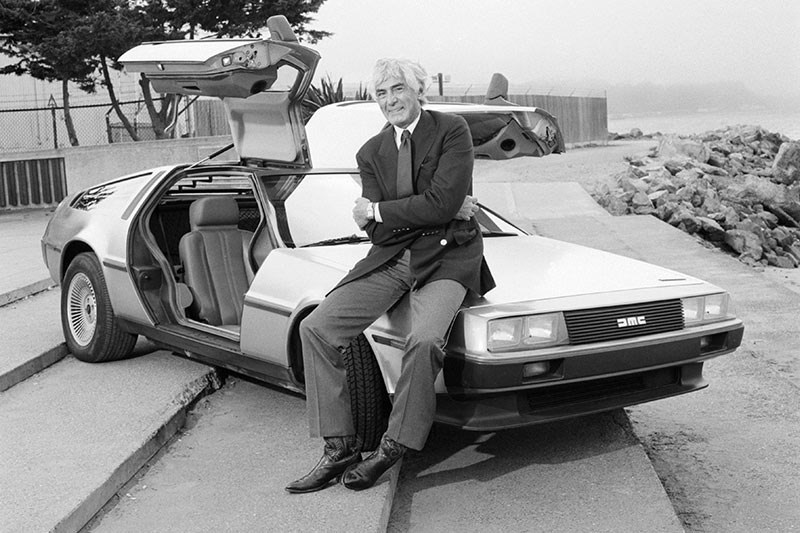 delorean dmc 12 9