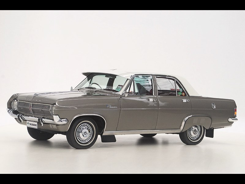 1965 Holden HD X2