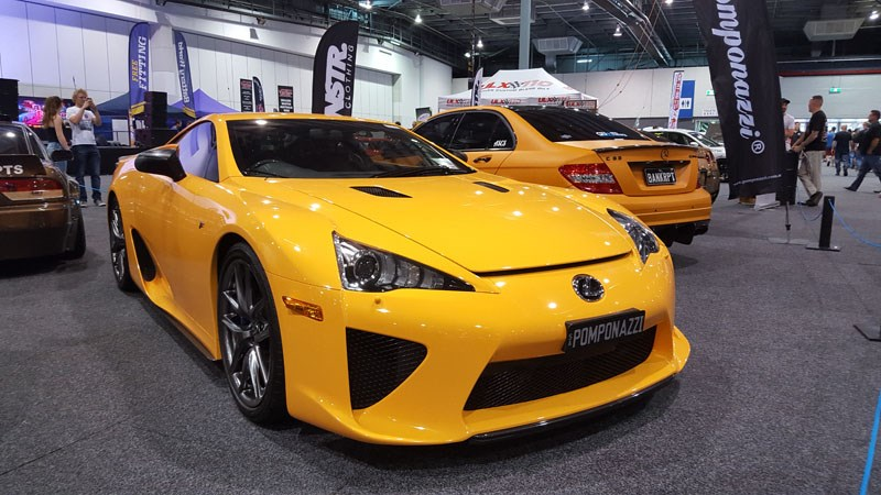10 If you ve ever heard one start up you d know the Lexus LFA is a proper supercar 2