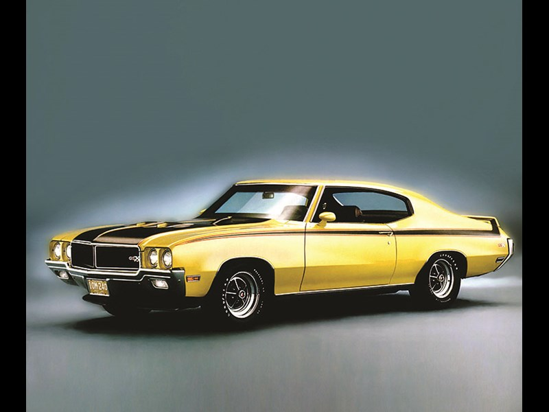 Buick GS 1970