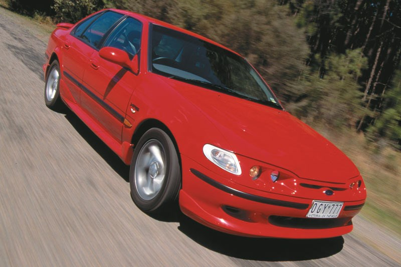 19941998 ford efel falcon xr6 buyers guide