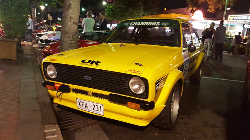 Ford Mark 2 Escort front 1611