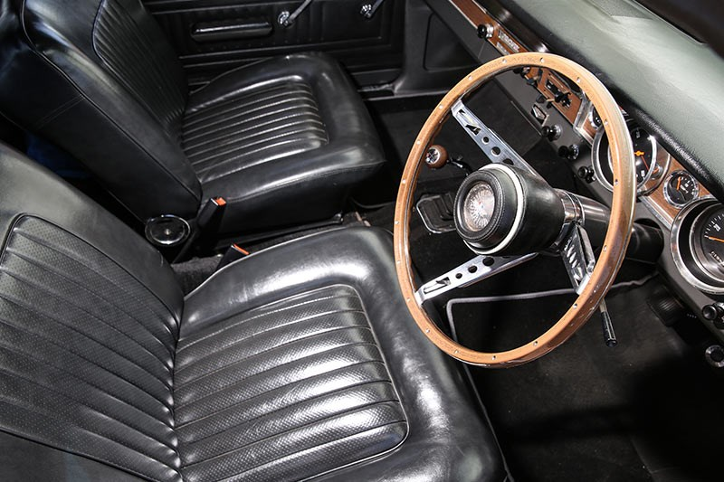 ford falcon xr gt interior full