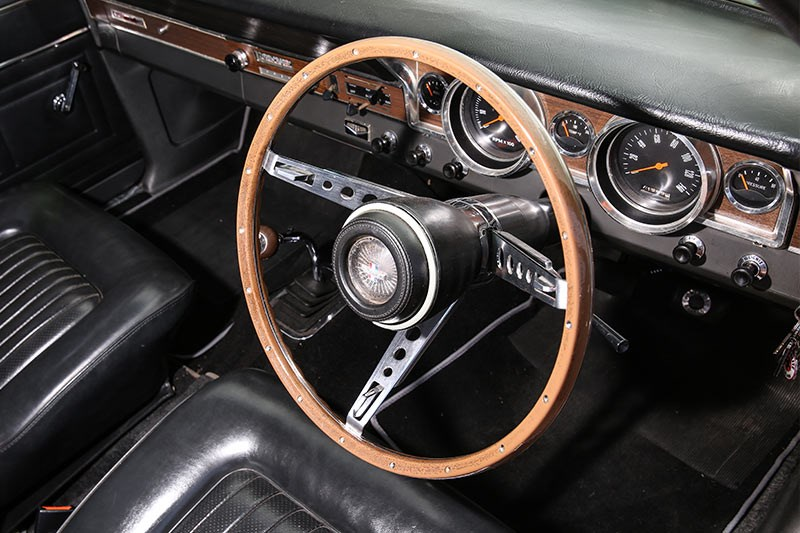 ford falcon xr gt interior