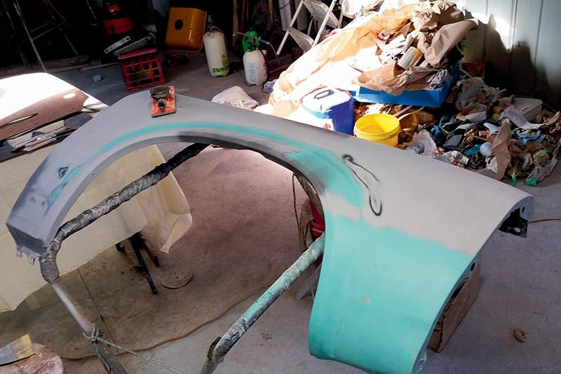 holden torana hatch fender