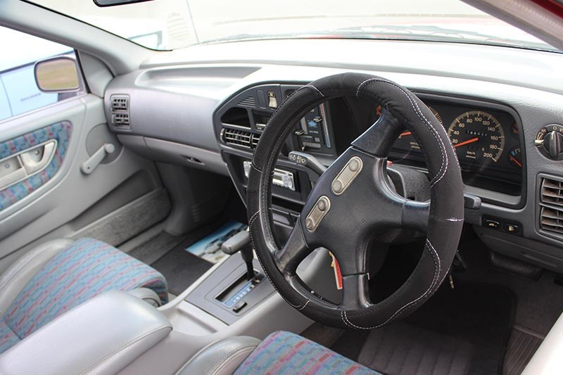 mark blekic falcon interior