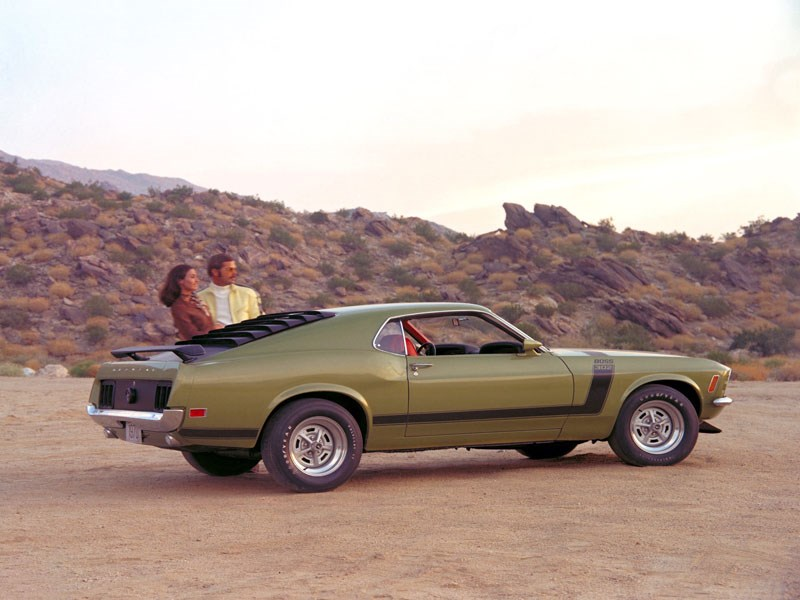 Ford Mustang 1970 Boss 302