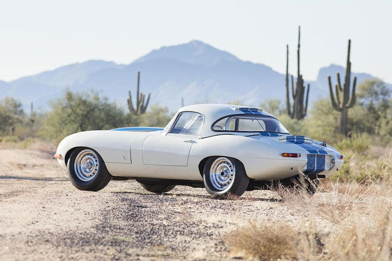bob jane jaguar e type 5