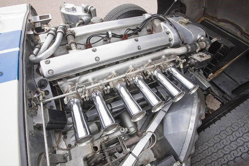 bob jane jaguar e type engine
