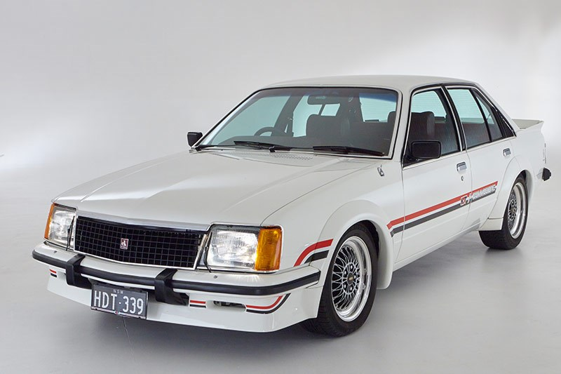 hdt commodore white