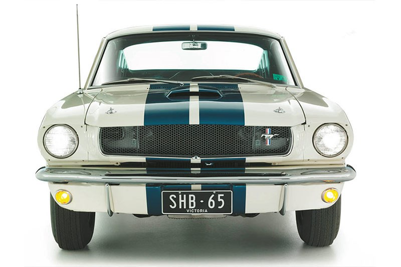 shelby mustang 50
