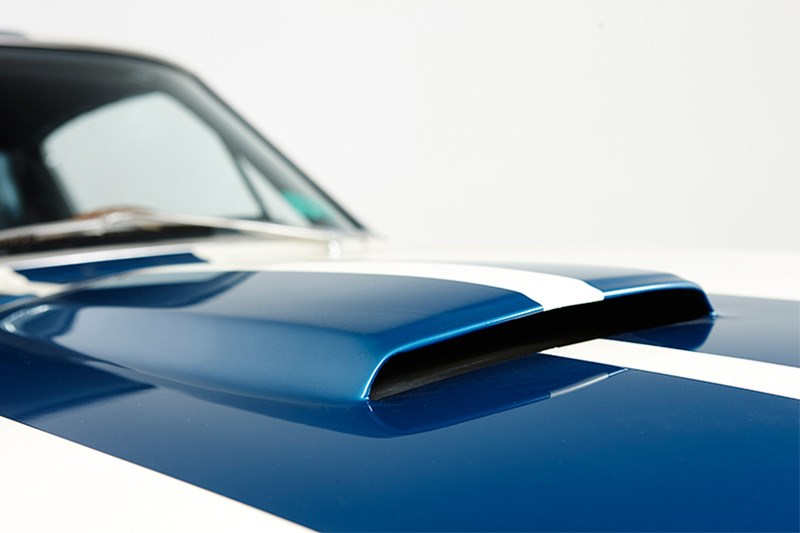 shelby mustang bonnet