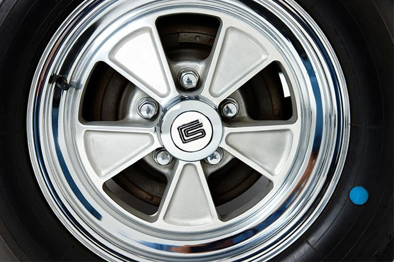 shelby mustang gt350 wheel 2
