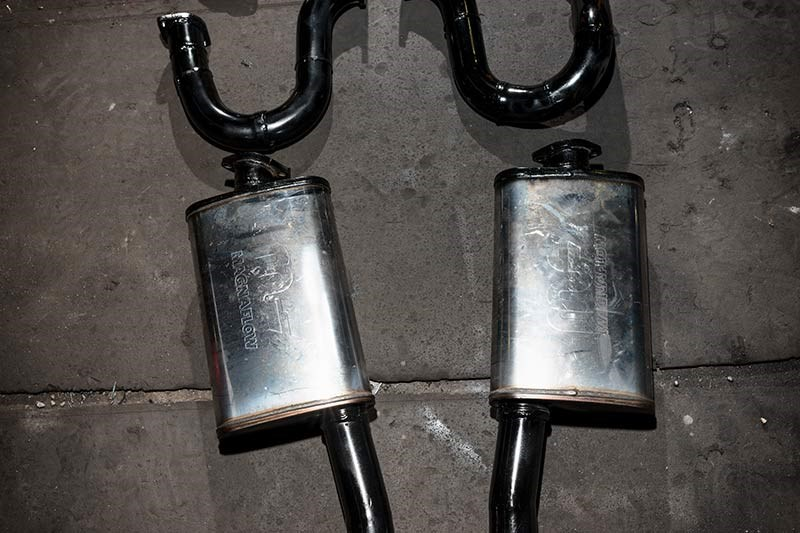 torana exhaust 13