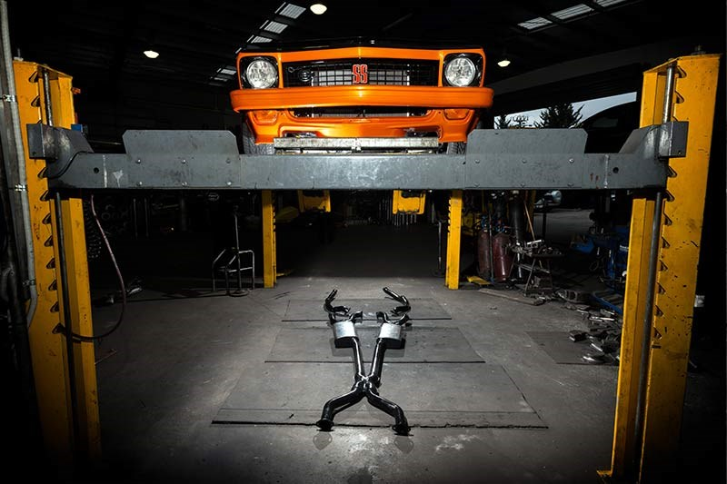 torana exhaust 15