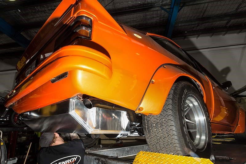 torana exhaust 19