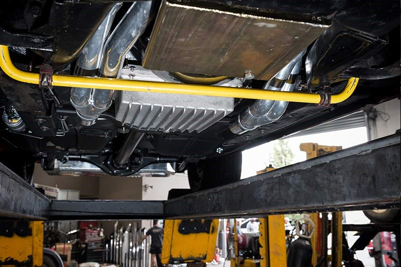 torana exhaust 6