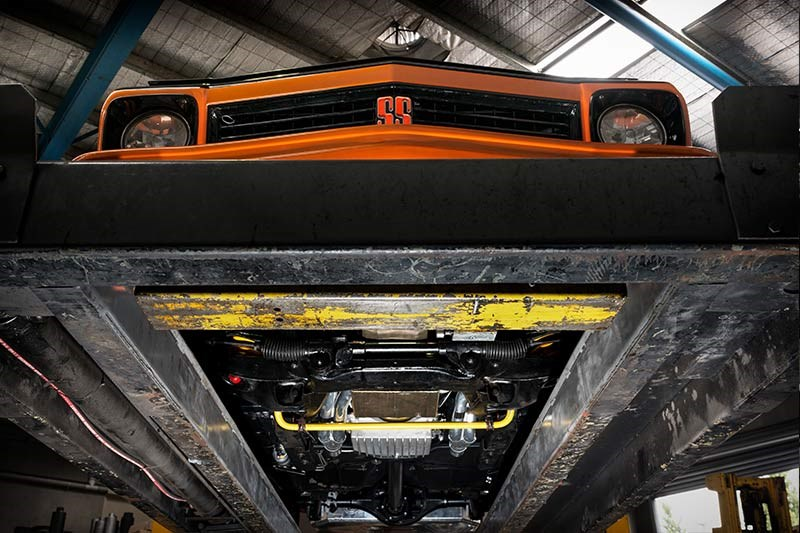 torana exhaust 7