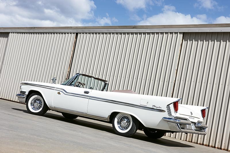 1959 CHRYSLER WINDSOR CONVERTIBLE A