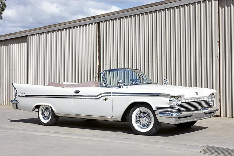 1959 CHRYSLER WINDSOR CONVERTIBLE B