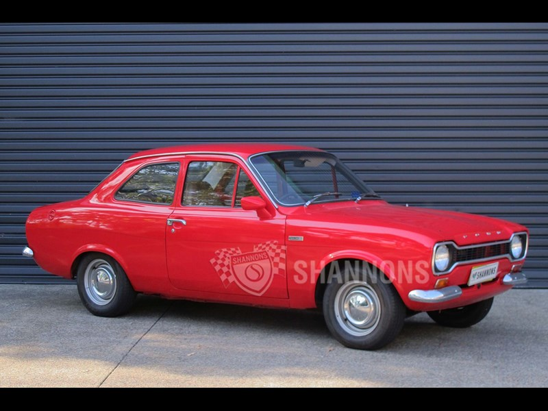 1970 ford escort mk1 twin cam coupe