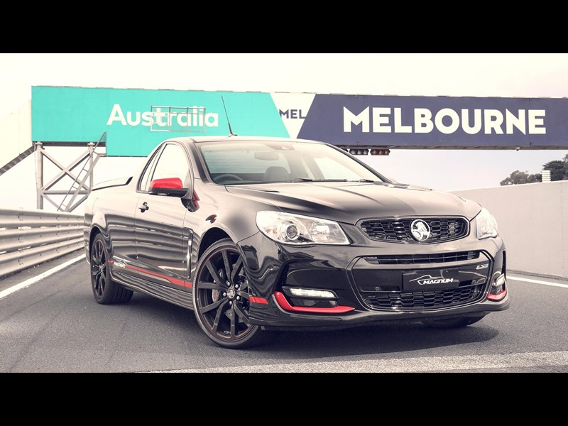 Holden commodore limited 2017 5