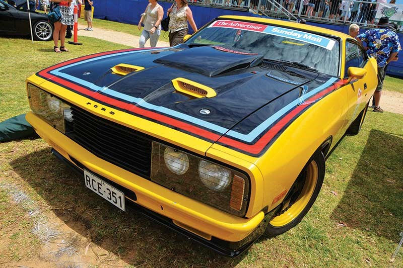 James Golding Ford XB Falcon ex Group c 01