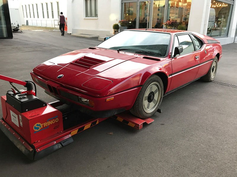 BMW M1 front 1702