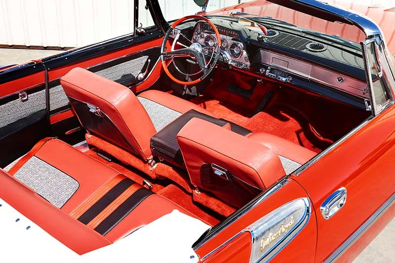 dodge custom royal interior