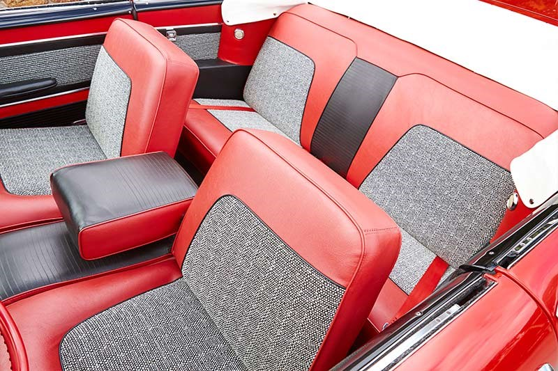 dodge custom royal seats