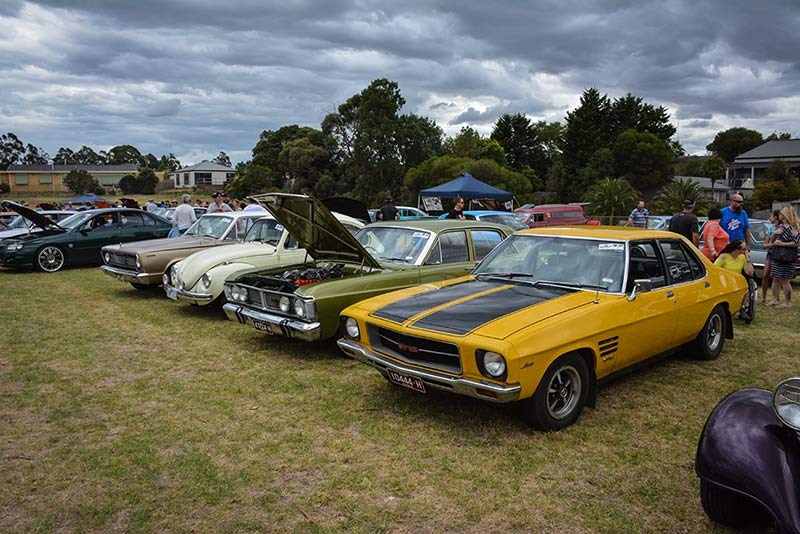 latrobe valley street machine car show 1