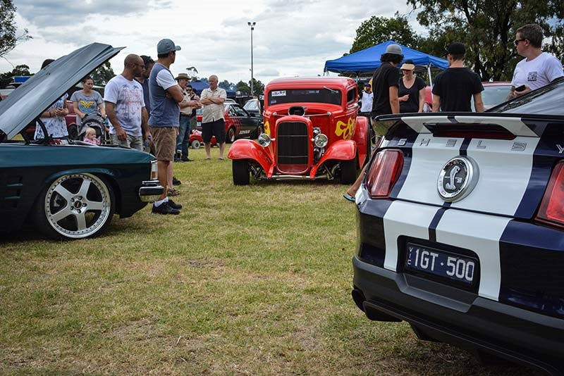 latrobe valley street machine car show 13