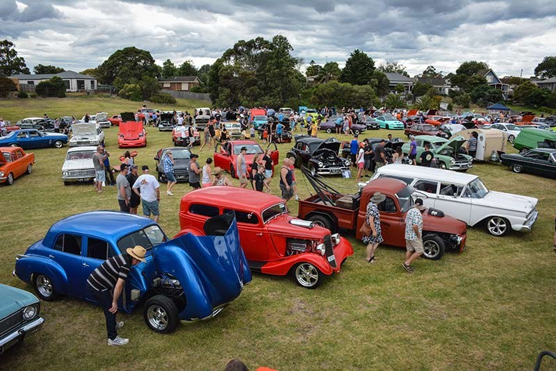 latrobe valley street machine car show 27